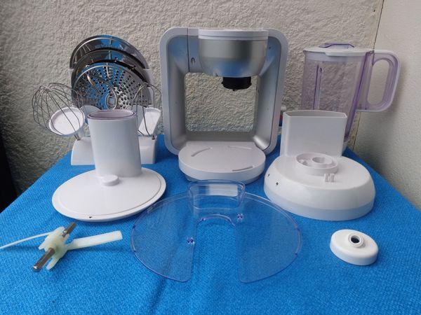 Küchenmaschine SiverCrest SKM 550 B1