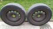 Reifen Michelin mit Felgen 195