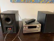 Panasonic SC-PMX84EG-S Micro HiFi System