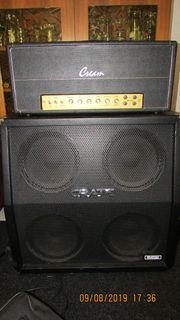 CRATE Gitarrenbox 4 x 12