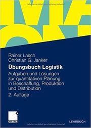 Übungsbuch Logistik - Gabler Lehrbuch - gut