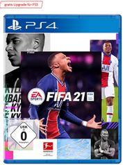 PS4 FIFA 21 mit update