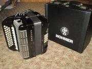 Diatonisches Akkordeon Hohner Club Morino
