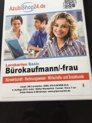 Büromanager in Azubi Lernhilfe