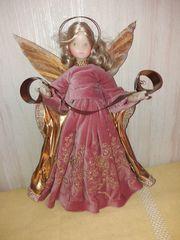 Engelspuppe Weihnachtspuppe Weihnachtsengel Engel