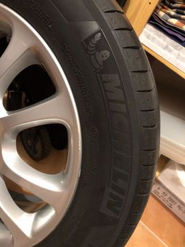 Honda CRV ALUFELGEN - Superzustand: Kleinanzeigen aus Lauterach - Rubrik Alufelgen