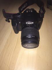 Canon Fotokamera mit Orginal Tasche