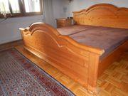 Schlafzimmer - massiv Bergfichte