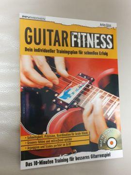 Gitarrenschule für Fortgeschrittene, mit CD-ROM