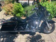 Verkaufe Harley Davidson Street Glide