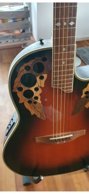 Westerngitarre Ovation Celebrity Deluxe CC268