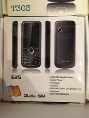 E25 DualSim Handy
