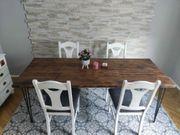 Esstisch Arbeitstisch Küchentisch Altholz Landhaus