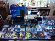 PS4 Pro Konsole 1TB PlayStation