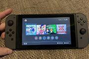 Nintendo switch konsole Plus Spiel