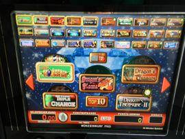 Merkur Juwel 162 Spiele mit: Kleinanzeigen aus Gladbeck Brauck - Rubrik Spiele, Automaten