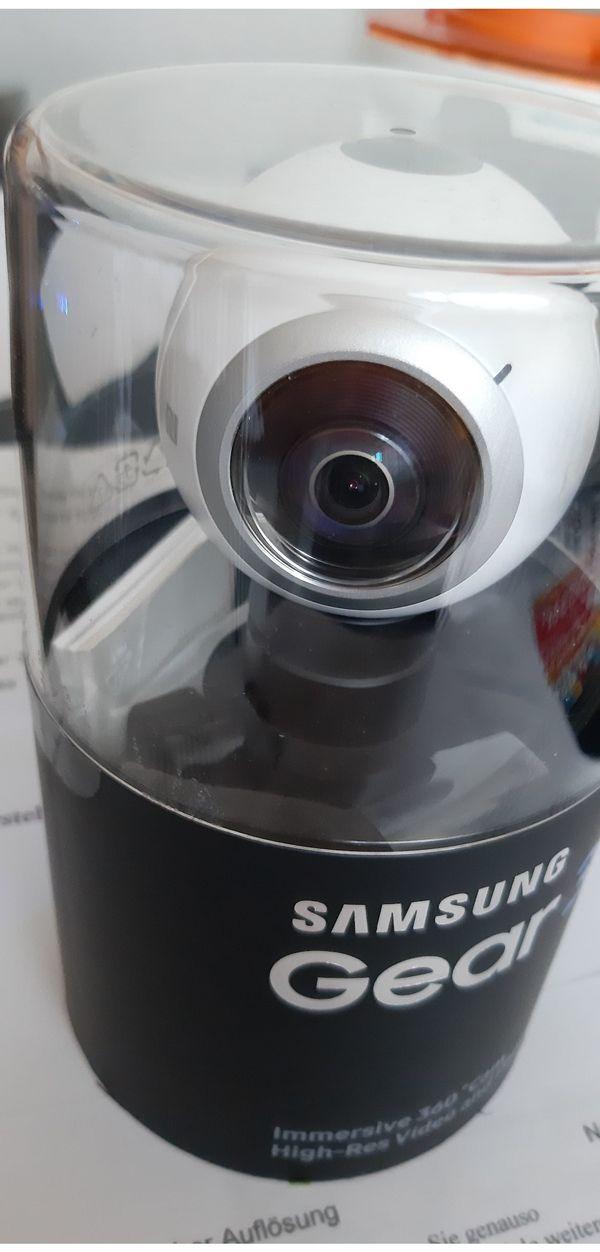 Samsung Gear 360°Kamera