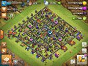 Clash of Clans ACC Rathaus