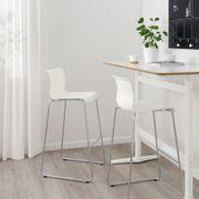 2x Barhocker Hochstühle GLEN IKEA