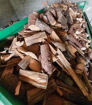 Brennholz Kiefer Fichte 33cm gespalten