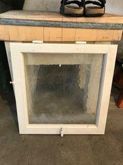 Altes Fenster zu Dekozwecken