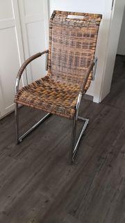 Stühle in Rattan Optik