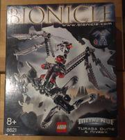 Neu ungeöffnet - LEGO Bionicle 8621 -
