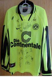 BVB Borussia Dortmund Trikot Signiert
