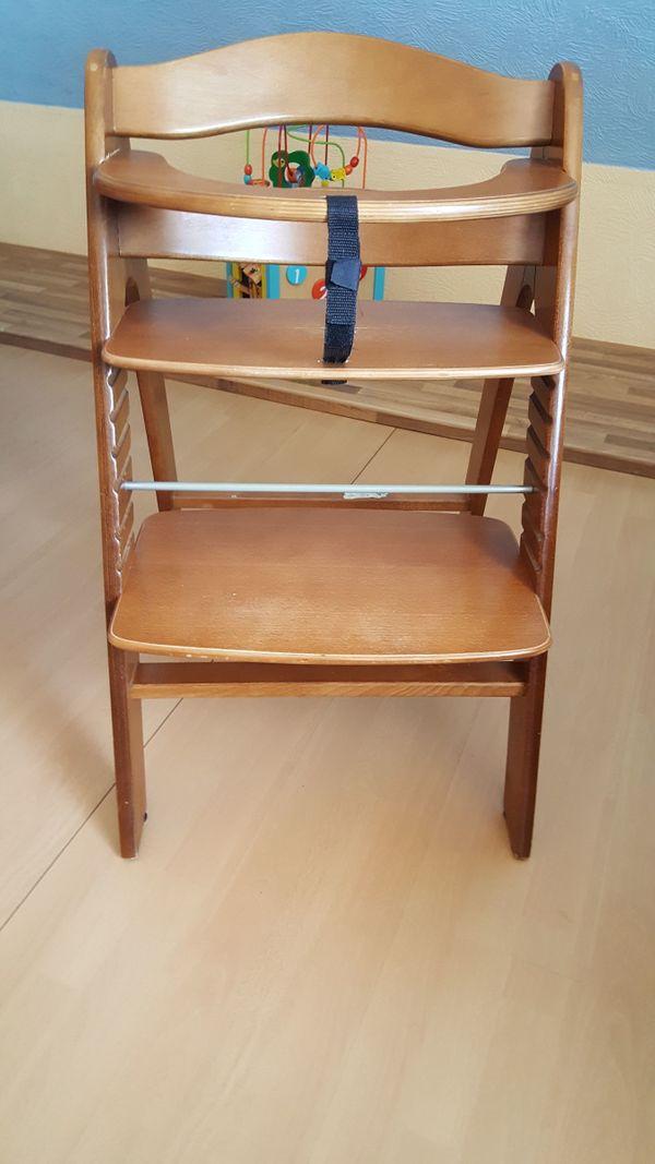 Kinder - Hochstuhl Sitzverkleinerung