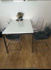 Esstisch Stühle IKEA Torsby Tobias