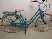 Neuwertige Damen Fahrrad 28 Zoll