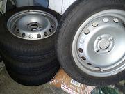 Stahlfelgen incl Reifen