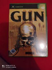 x box classic spiel gun