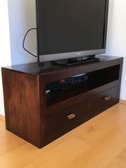 Hochwertige Palisanderholz TV-Bank von Kokon