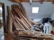 Brennholz Abbruchholz zu verschenken