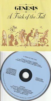 80 s CD - Genesis - A