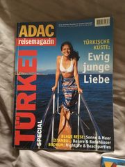 Reisezeitschriften Türkei
