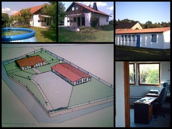 1925 m² Gewerbeanwesen-mit Betriebswohnhaus