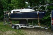 Segelboot Dufour 6 5 m