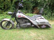 Harley Davidson Fat Bob Komplettumbau