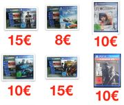 Playstation 4 Spiele PS4 6