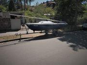 Segelboot Conger segelbereit