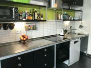Küche Metall Schwarz Udden Ikea