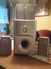 4 1 Dolbysurroundsystem 4 Lautsprecher