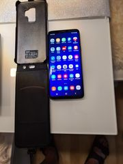 Samsung galaxy s9plus 64GB Schwarz