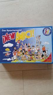 Sprachenspiel New Amici