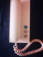 Siedle HTS 811-0 Haustelefon weiß