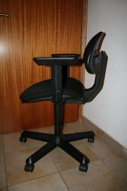 Bürostuhl IKEA - ZWEI Drehstühle - Rückenlehne verstellbar