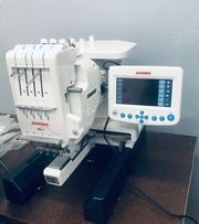 Janome MB-4S Commercial 4 Needle