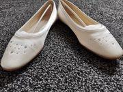 Brautschuhe Ballerinas Gr 42